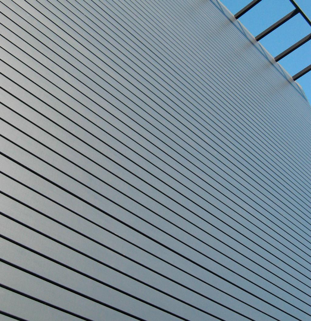 Revestimiento para fachadas - Timberline