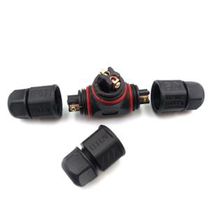 pieza 2 conector waterproof LLT evolux