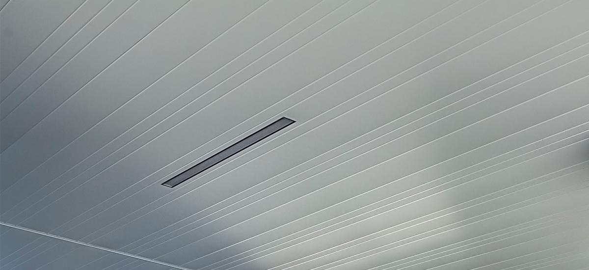 Cielo metalico 75C-150C - Hunter Douglas