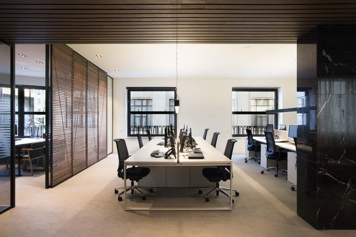 Lux sugeridos para oficinas