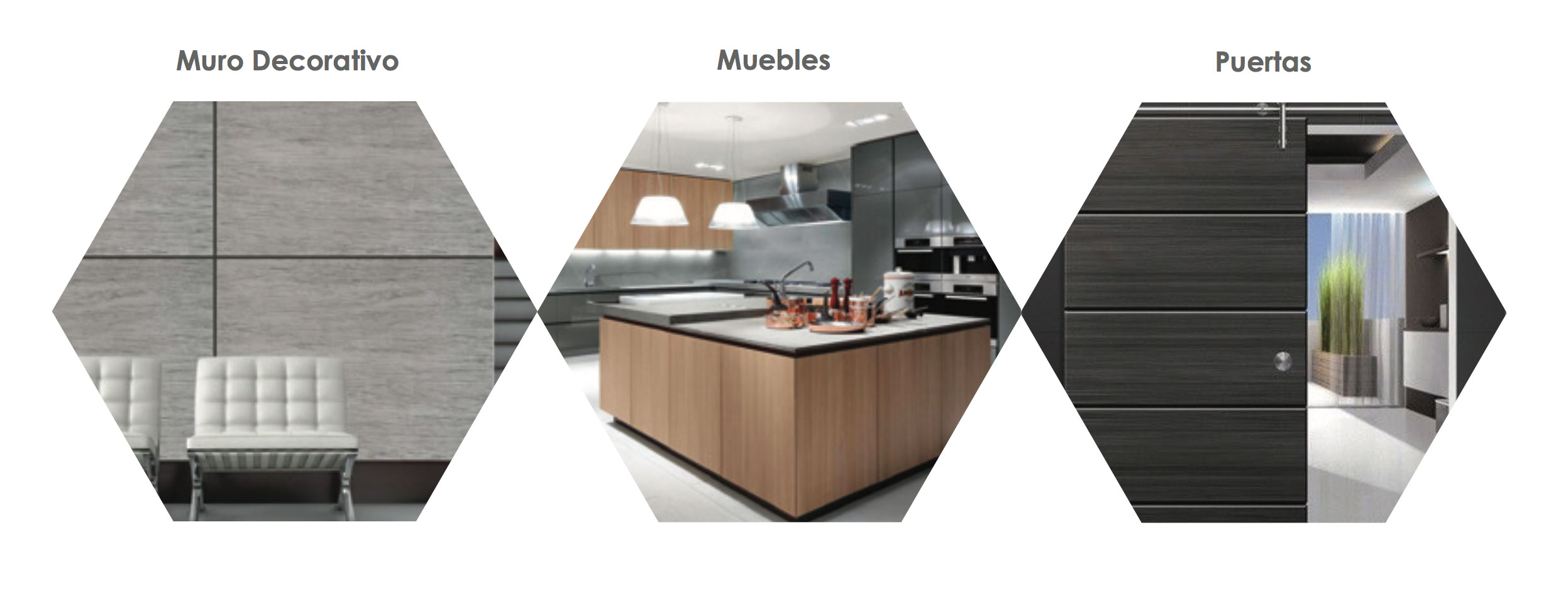 Tableros laminados para muebles. ADS Chile.