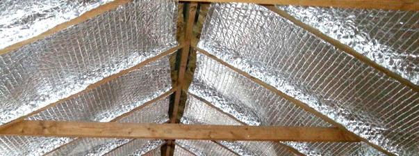 Aislante térmico y barrera de humedad Duralfoil FR 760. ADS Chile.