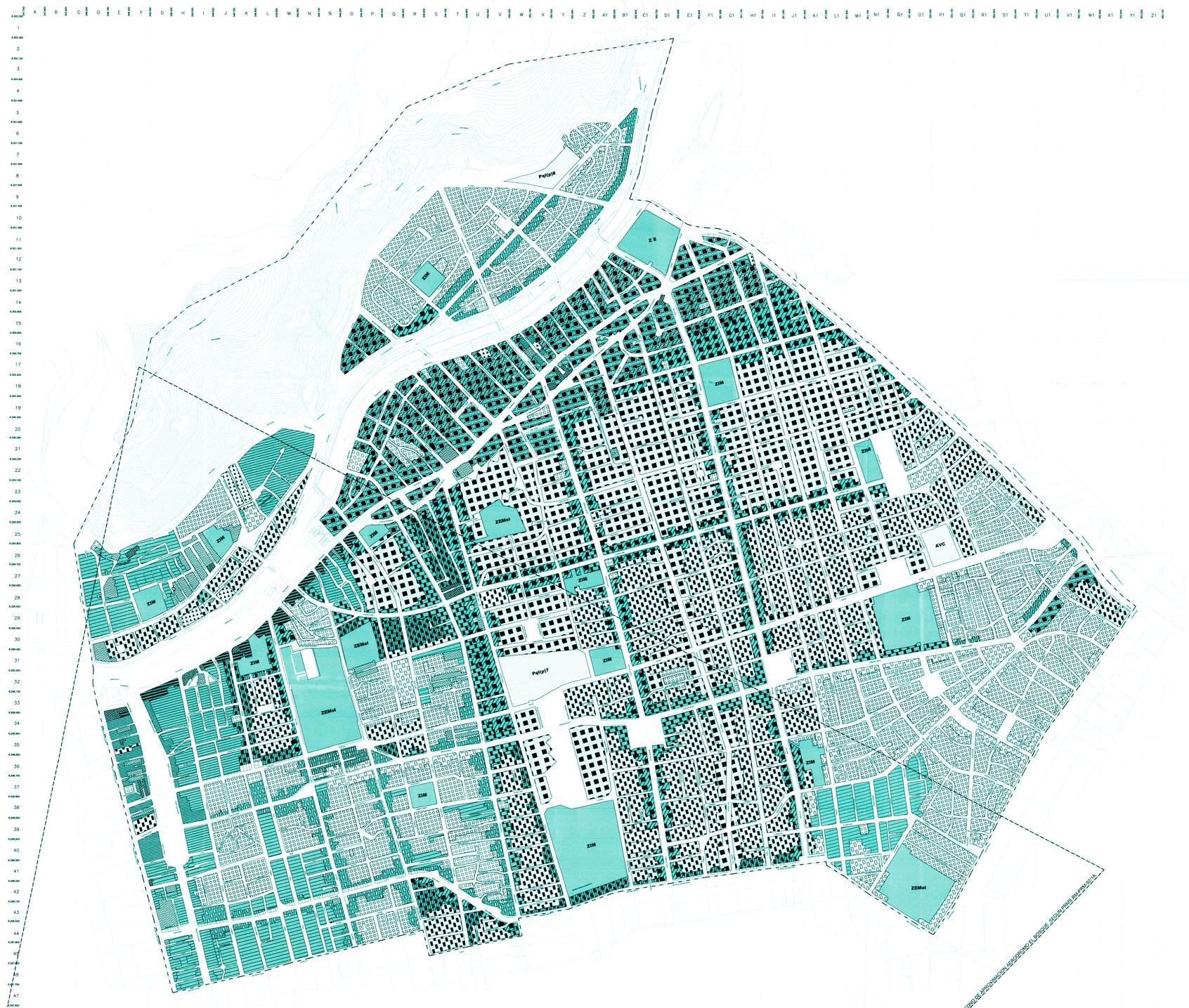 Plan Regulador Comunal, OGUC, Chile.