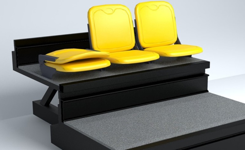 asiento deportivo kook sysprotec
