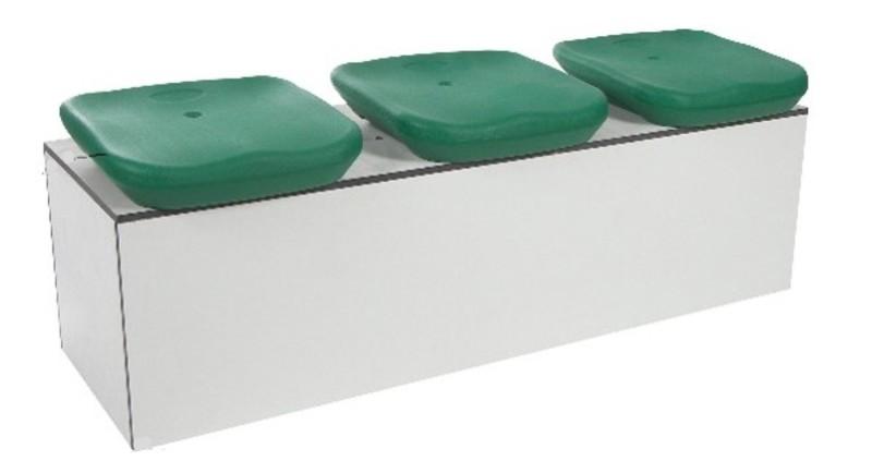 asiento deportivo salin sin respaldo sysprotec