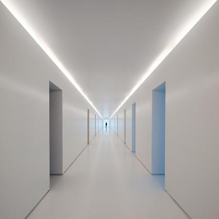 Iluminación para circulaciones.