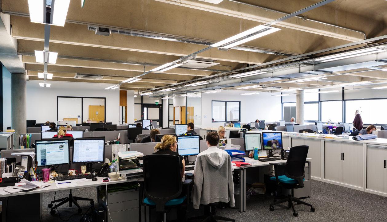 Iluminacion led para instalaciones educativas