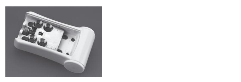 Bisagras 3D para puertas de PVC