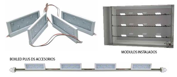 BoxLED, LED para cajas publicitarias