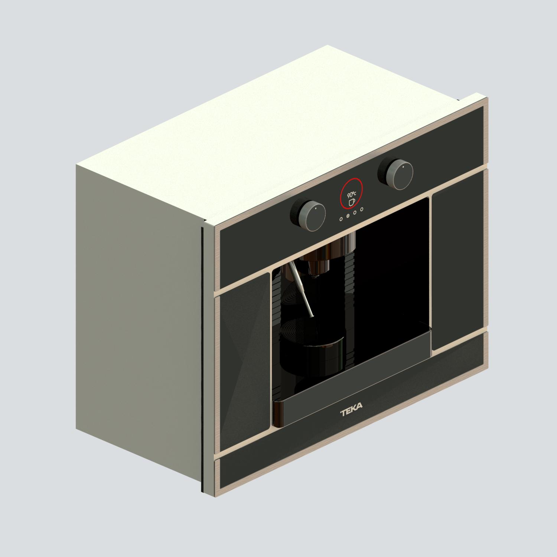 Cafetera CLC 835 MC teka en BIM