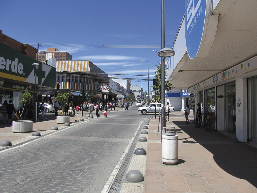 Canal Ulma en Los Angeles, VIII° Región