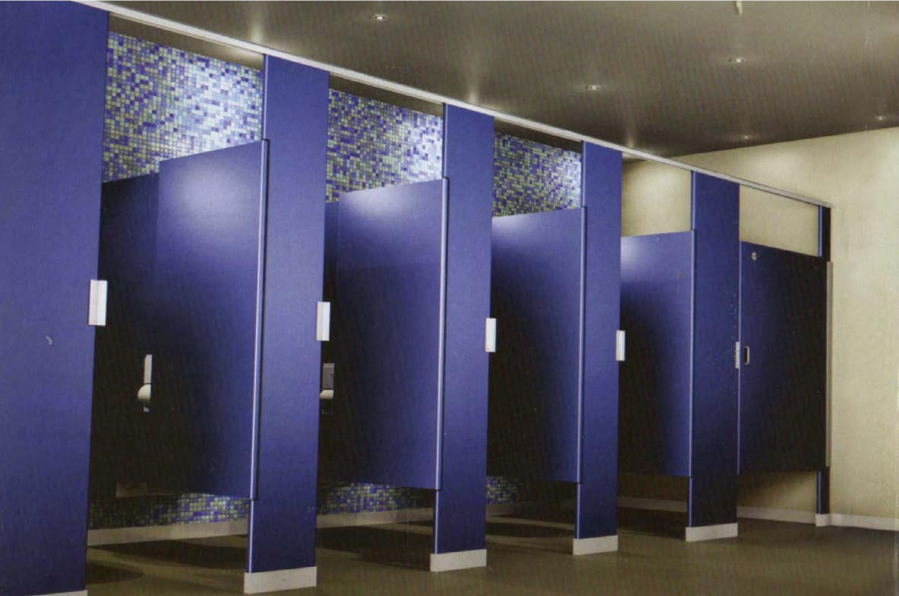 HPL cabinas sanitarias - ADS tecnosur