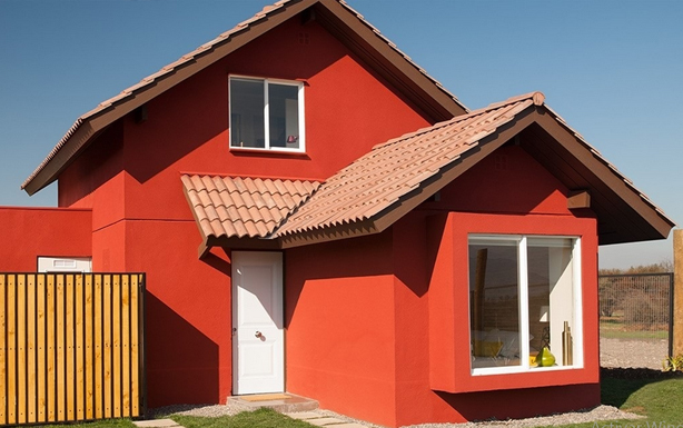 Casas Piloto Estancia Batuco
