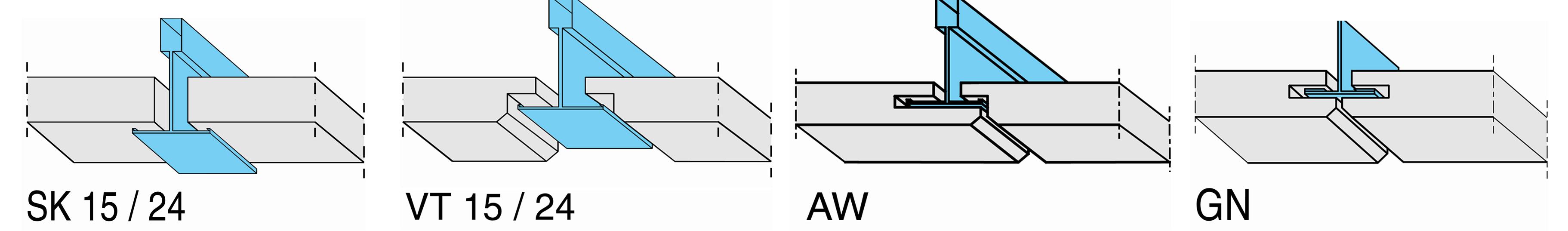 Cielos Modulares AMF