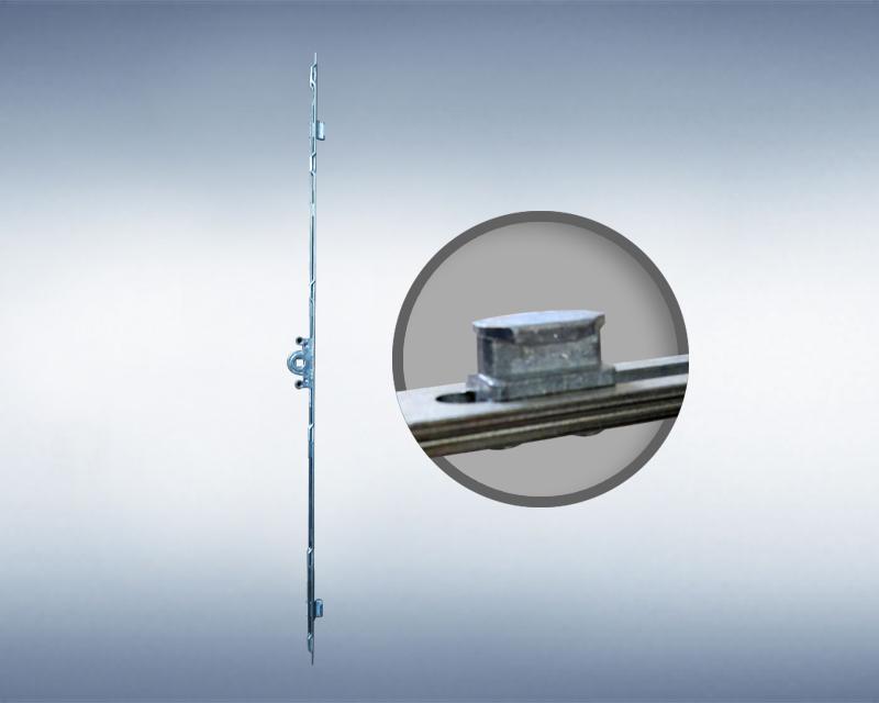 cremona 2 puntos pieza sistema ventana aluminio g-u
