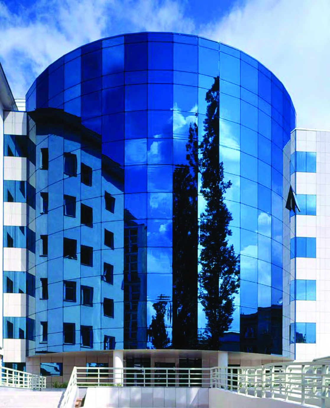 Cristal Control Solar Azul Pilkington Reflite