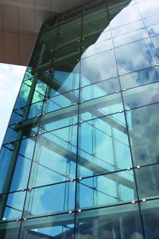 Cristal Control Solar no reflectivo Pilkington Solar-E  vidrios Lirquén