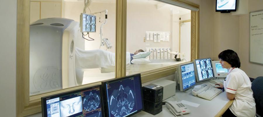 Cristal Plomado contra la radiación Med – X  Vidrios Lirquén