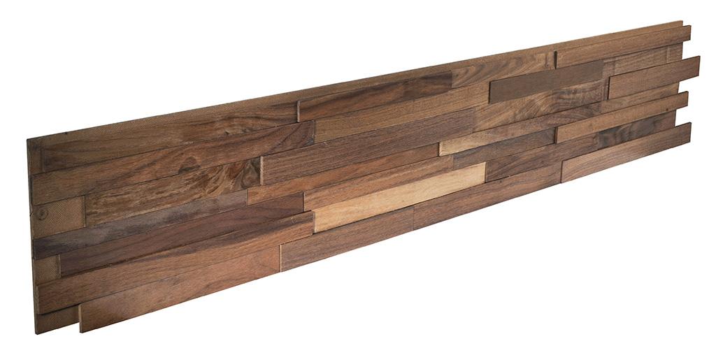 Revestimiento madera color Blackwalnut