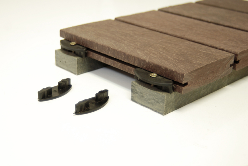 Decks de Plástico reciclado para piscinas y terrazas
