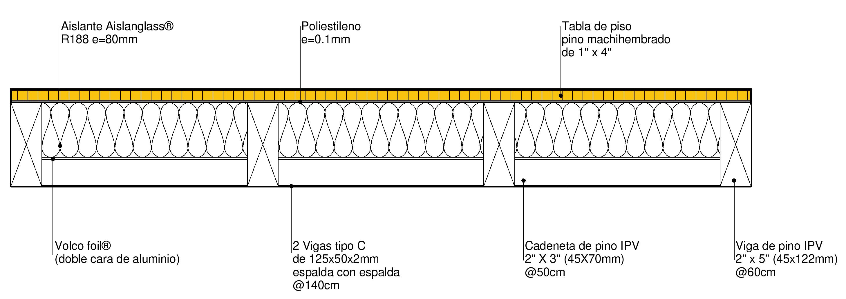 Piso Ventilado F-15 de Volcan en BIM. Solución en rvt, ifc, dwg, para revit, BIM, de Volcan