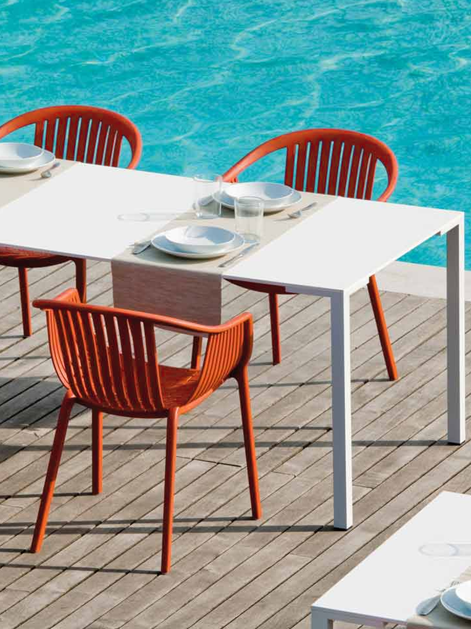Fabric Resistente a Rayos UV y al agua