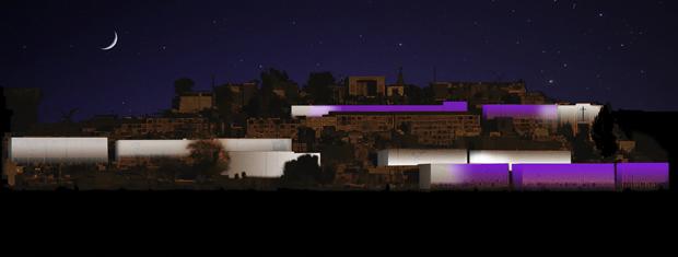 Fachada de cementerio de Quillota cambiará de color