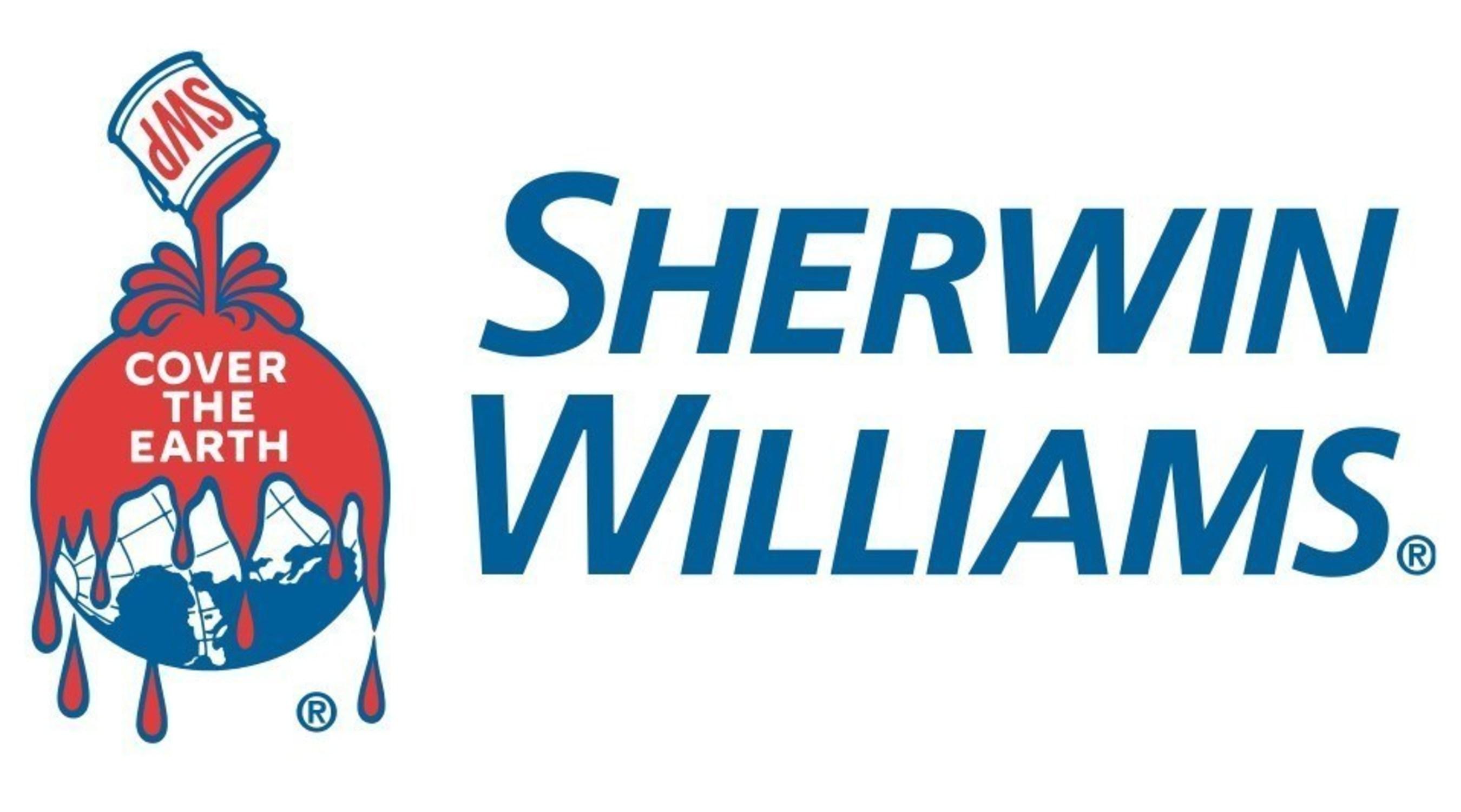 icono marca sherwin williams