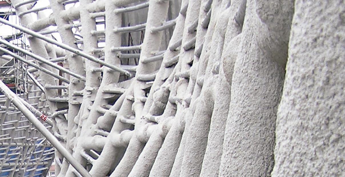imagen 2 mortero ignifugo estructura metalica