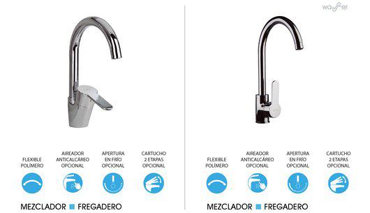 Grifería Lauter  Wasser