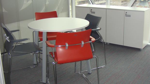 Habilitación de oficinas BD en Torre Huérfanos