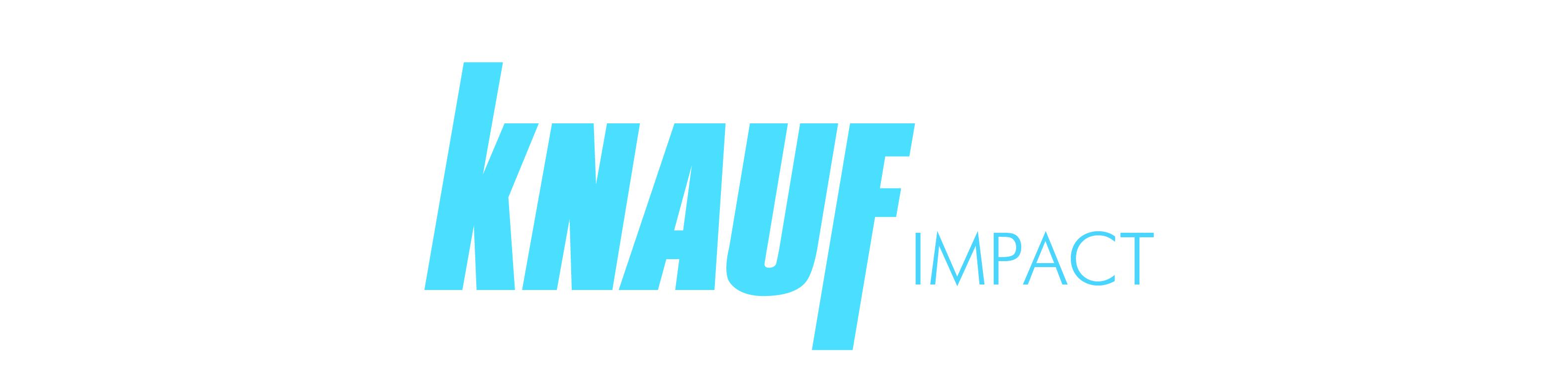 logotipo placa knauf impact