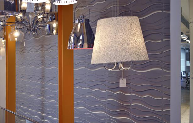 """Panel 3D """"Sands"""""""