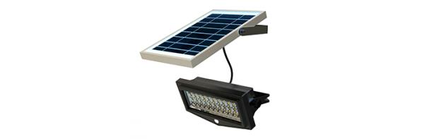 Luminarias Solares de Seguridad