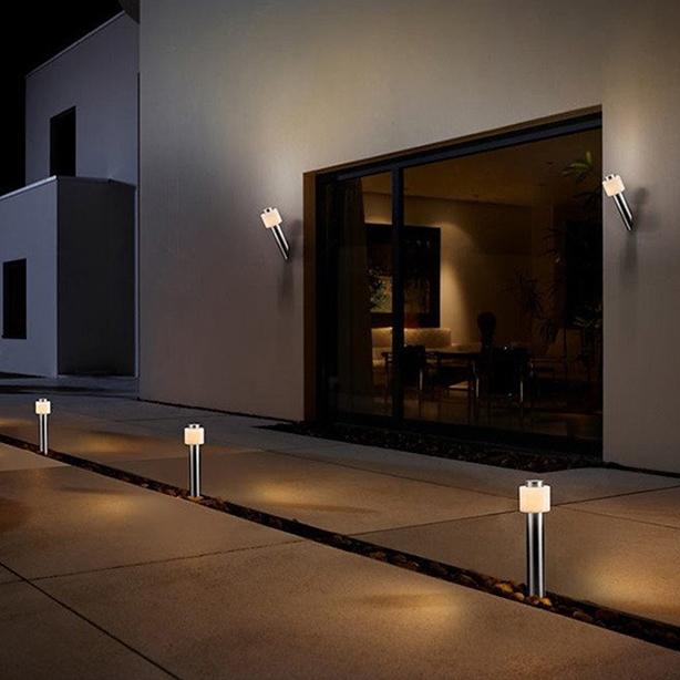 Luminarias para Jardín y Terrazas