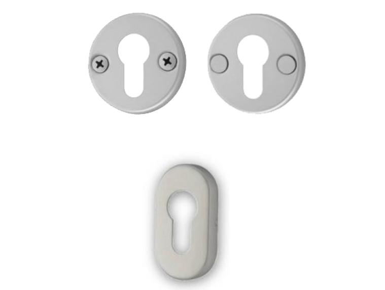 roseta puerta simple G-U