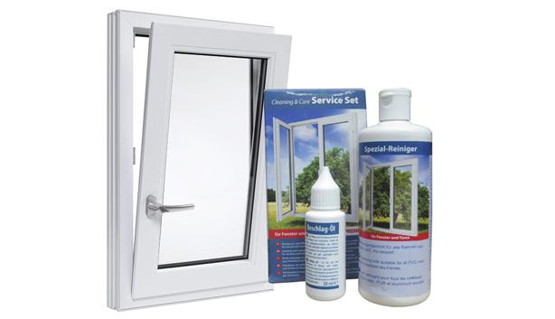 Mantención para ventanas de PVC