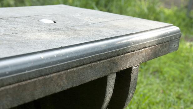 Mesas de Picnic de plástico reciclado