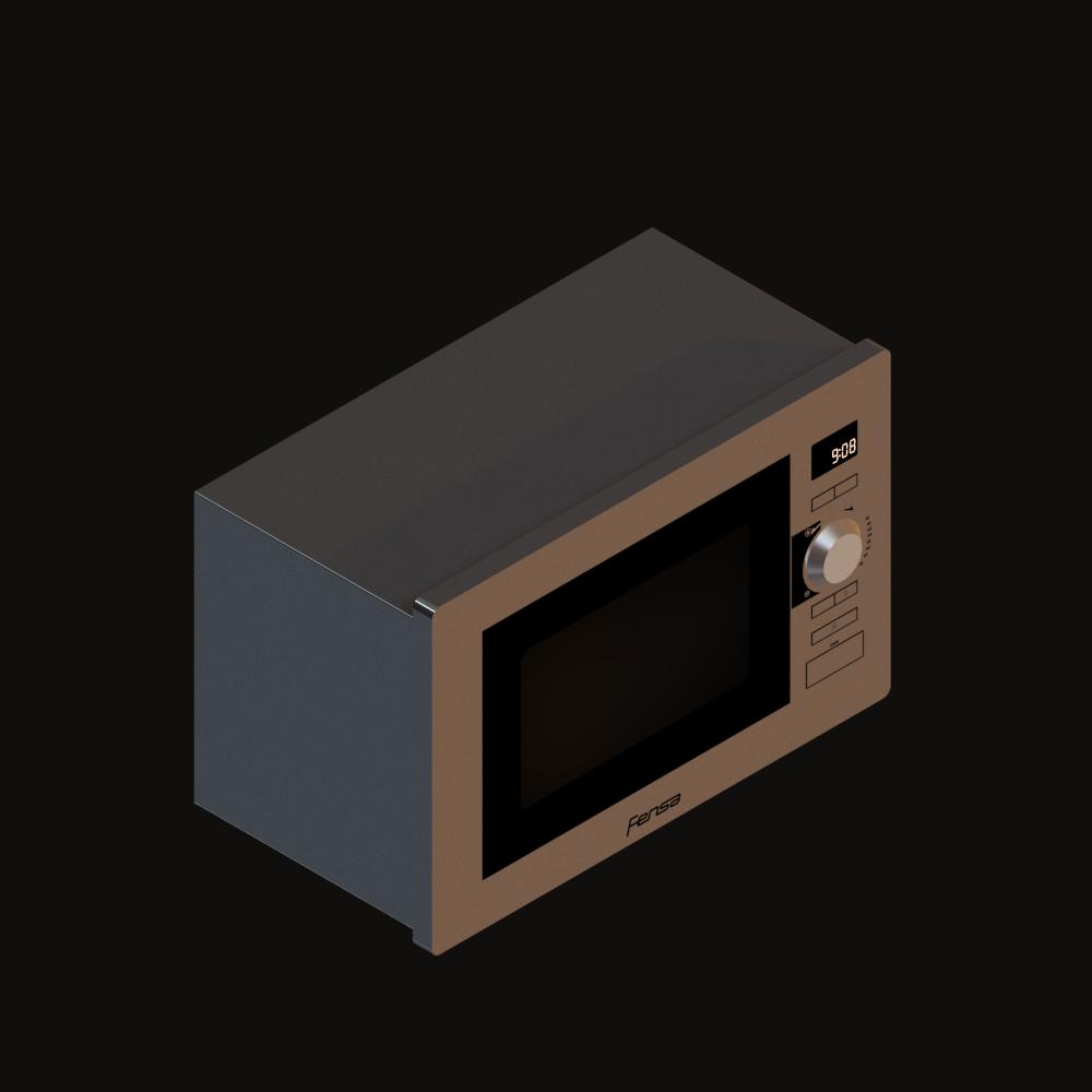 microondas FMH 2.5