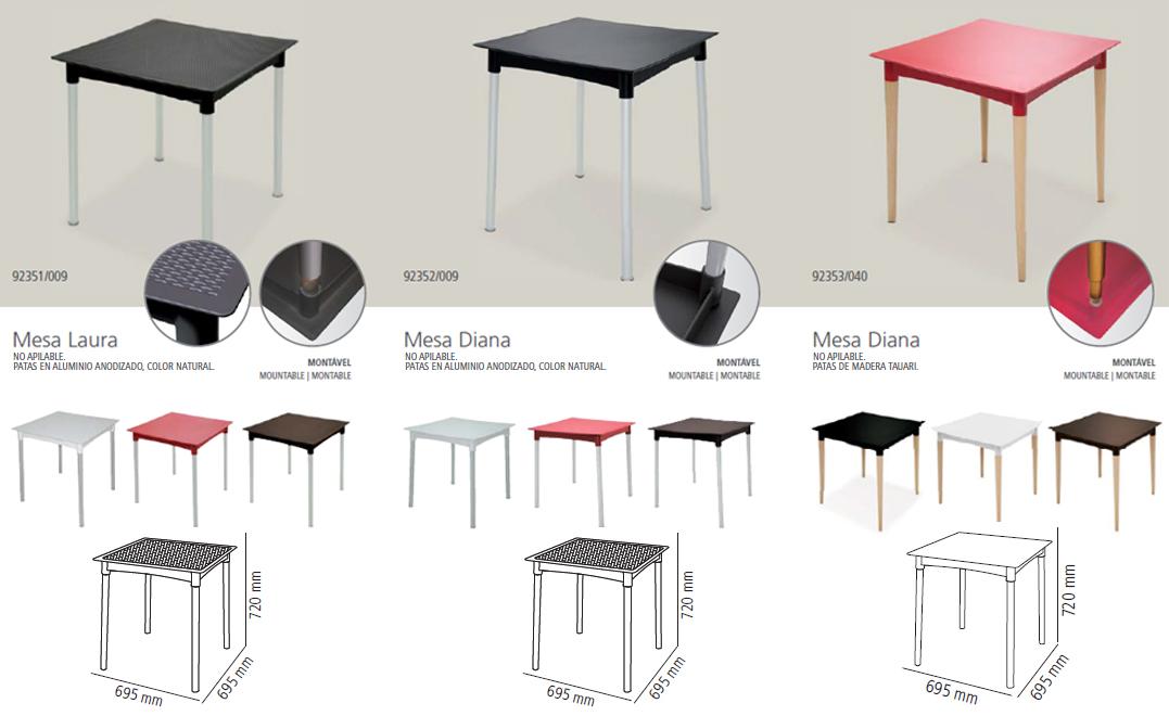 Mobiliario Delta Hogar Tramontina
