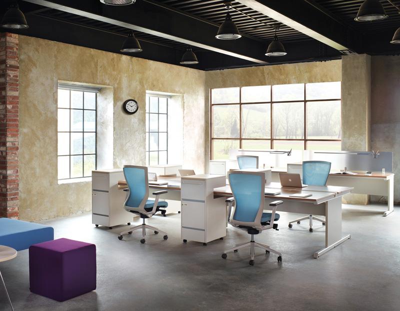 Mobiliario de oficinas Línea Chance