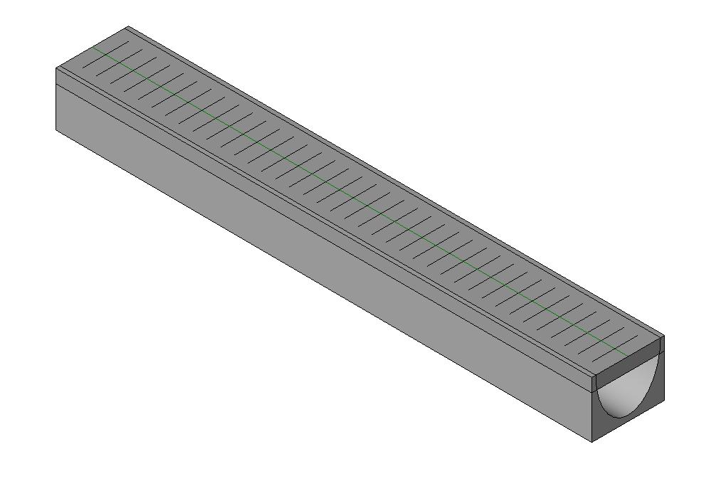 Canal de drenaje MultiV - Insytec
