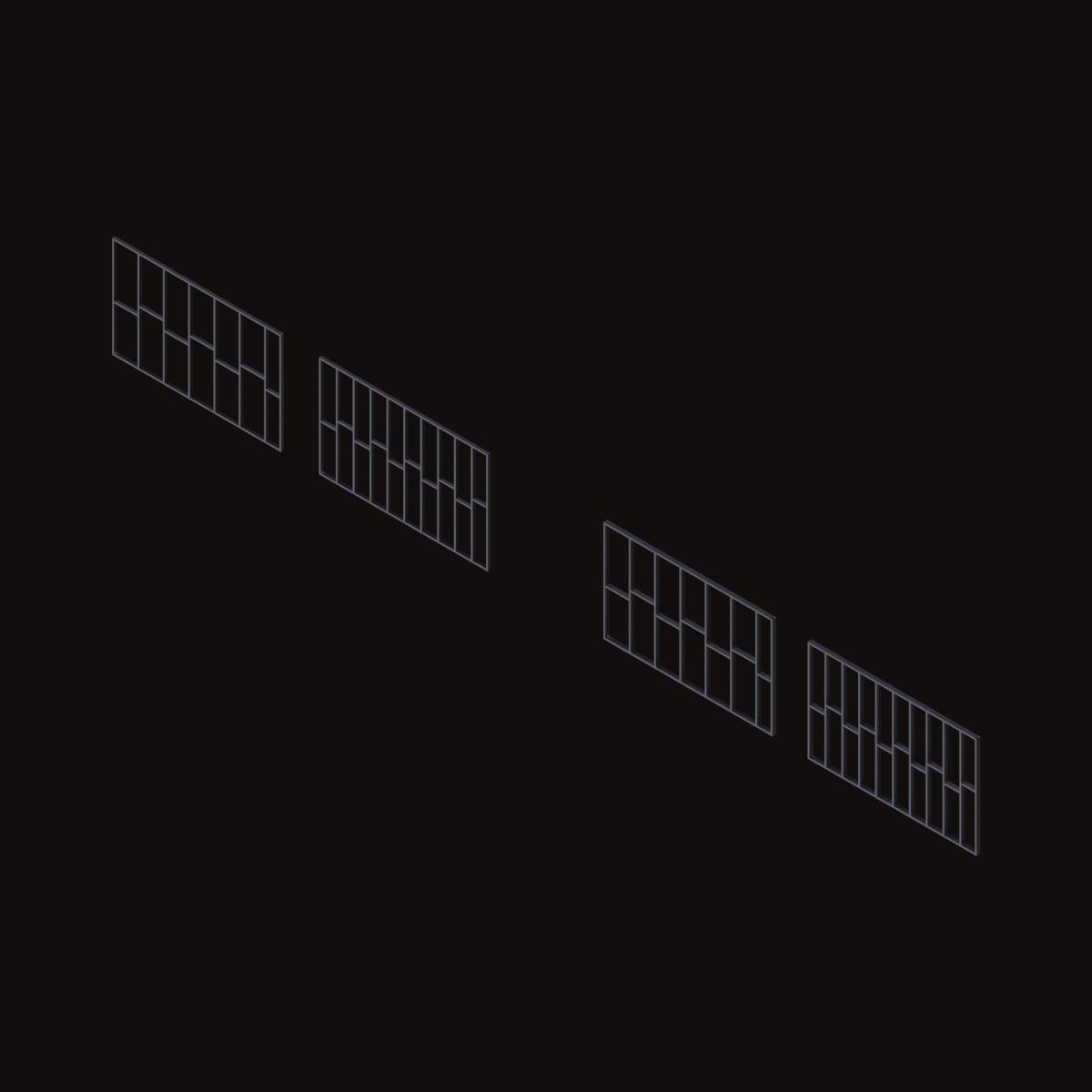 Muro de Acero de Tecnopanel en BIM
