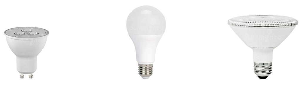 PAR16 LED - BOLA LED - PAR30 LED