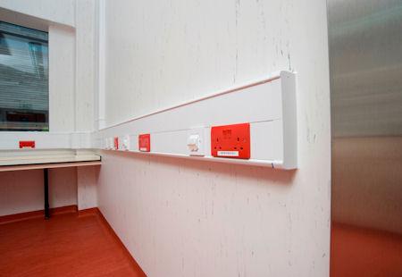 Polyclad - Revestimiento de muro lavable