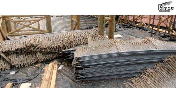Palmex renovó todos los techos del Buin Zoo