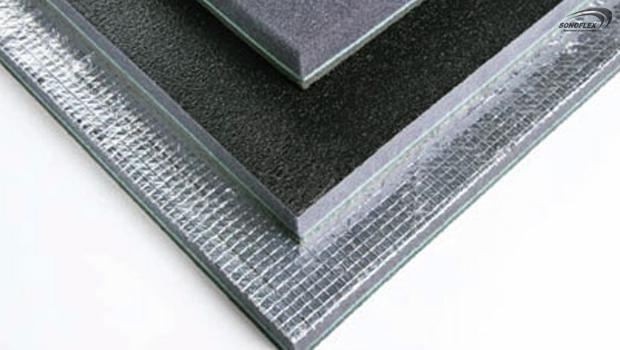 Panel Entelado SPE 50 -SPE 20 - Fonoabsorbente