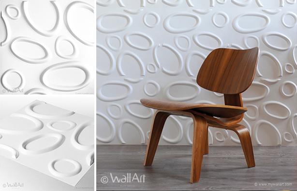 Paneles 3D Wallart
