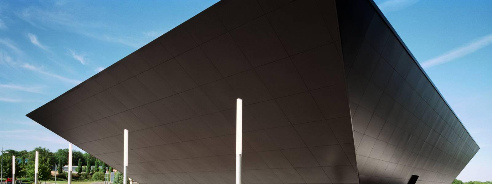 Fachadas de exterior - Trespa Pura NFC