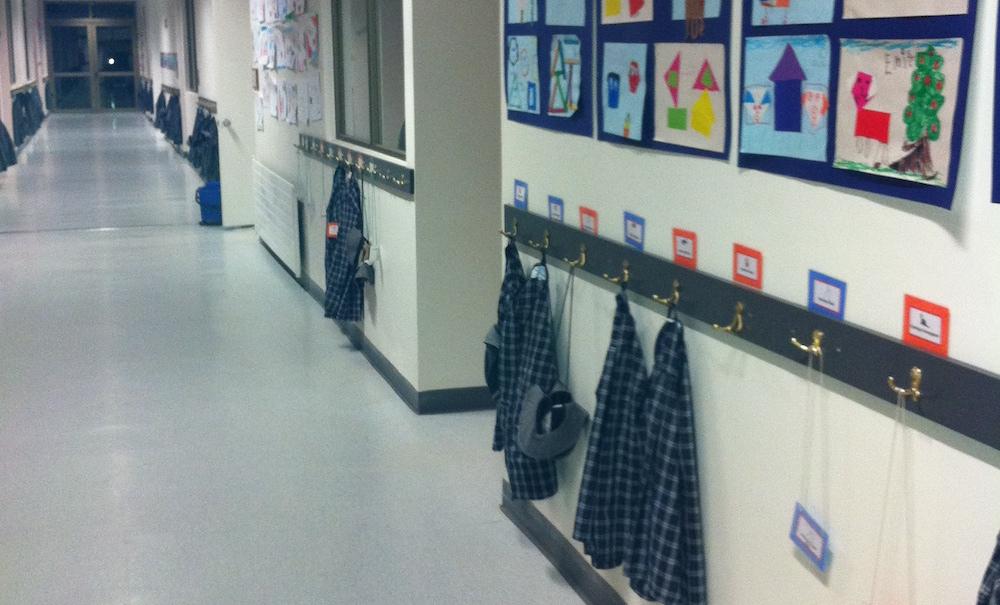 Pisos nuevos para The Grange School  Integral Design